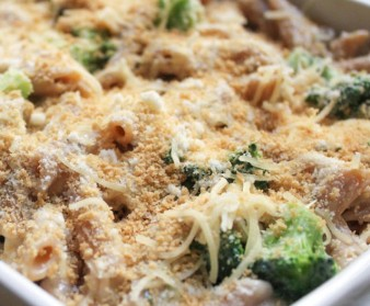 Home / Menu / Chicken / Broccoli and Chicken Pasta Bake